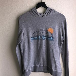 Paul Frank Hoodie Size M (? No size Tag)